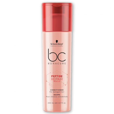 Schwarzkopf BC Peptide Repair Rescue Condicionador 200ml