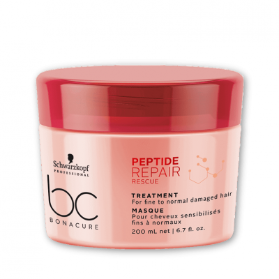 Schwarzkopf BC Peptide Repair Rescue Máscara 200ml