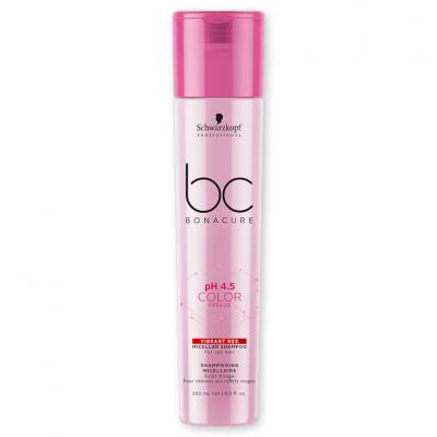 Schwarzkopf BC PH 4.5 Color Freeze Shampoo Vibrant Red 250ml