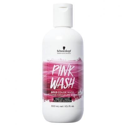 Schwarzkopf Bold Color Pink Wash (Rosa) 300ml