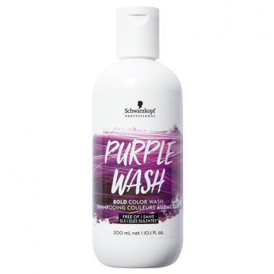 Schwarzkopf Bold Color Purple Wash (Roxo) 300ml