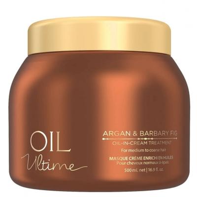 Schwarzkopf Oil Ultime Máscara Argan & Barbary Fig 500ml