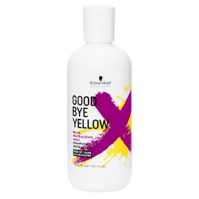 Schwarzkopf Shampoo GoodBye Yellow 300ml