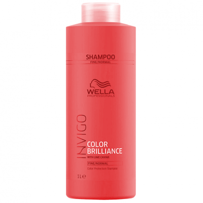 Shampoo Invigo Color Brilliance Cabelo Fino/Normal 1000ml