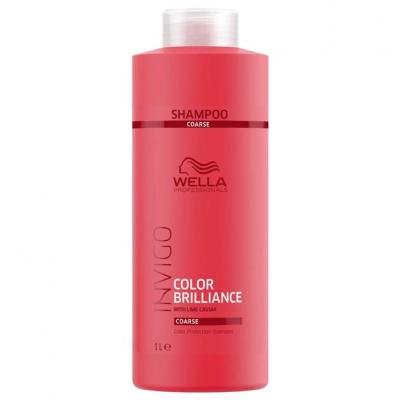 Shampoo Invigo Color Brilliance Cabelo Grosso 1000ml