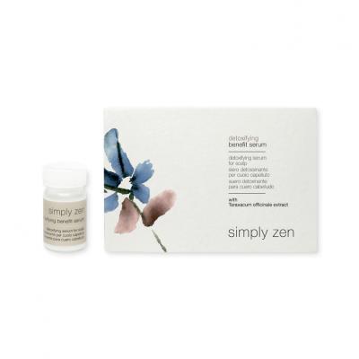 Simply Zen Detoxifying Serum 12X5ml