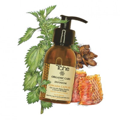 Tahe Organic Care Infinium Hair Cream 100ml