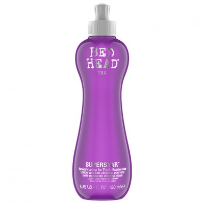 Tigi Bed Head Superstar Blow Dry Lotion 250ml