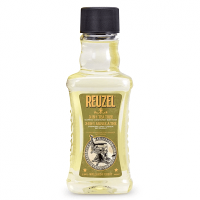 [VIAGEM] Reuzel Shampoo 3-in-1 Tea Tree 100ml