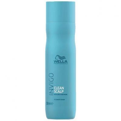 Wella Invigo Balance Clean Scalp Shampoo 250ml