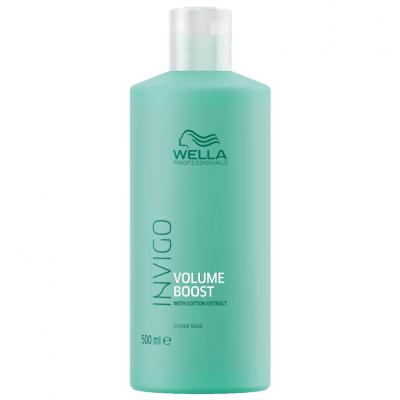 Wella Invigo Volume Boost Crystal Mask 500ml