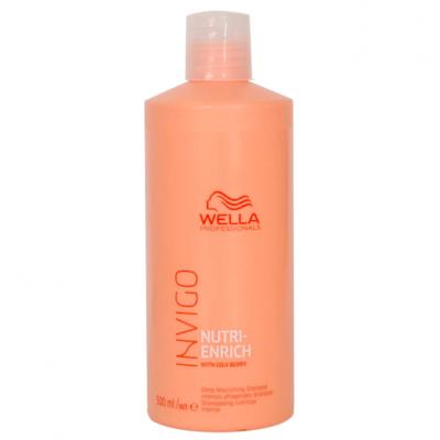 Wella Shampoo Invigo Nutri-Enrich 500ml