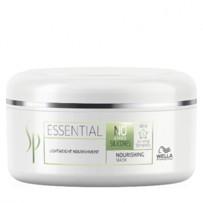 Wella Sp Essential Nourishing Máscara 150ml