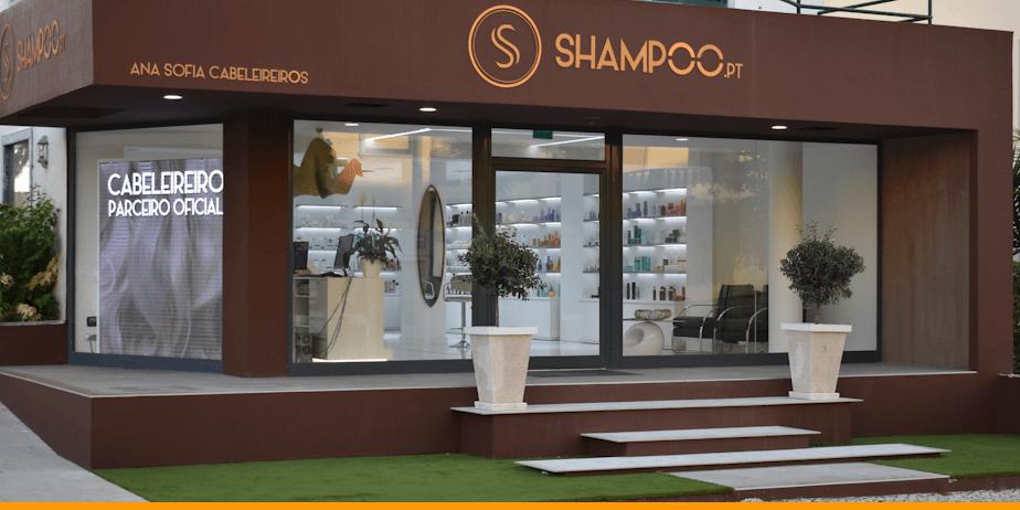 Salão Shampoo.pt, muito mais que uma loja online...