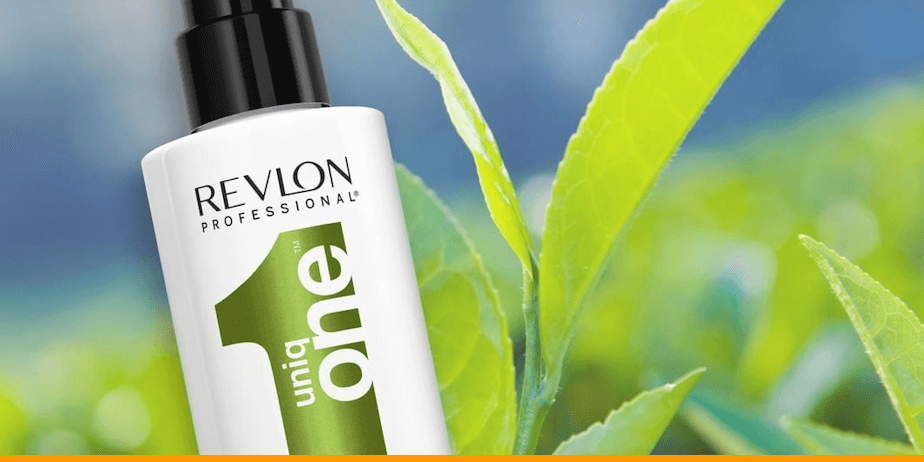 Revlon Uniq One Chá Verde, cuidados para todos os tipos de cabelos